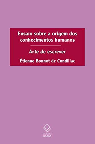 Ensaio sobre a origem dos conhecimentos humanos, livro de Étienne Bonnot de Condillac