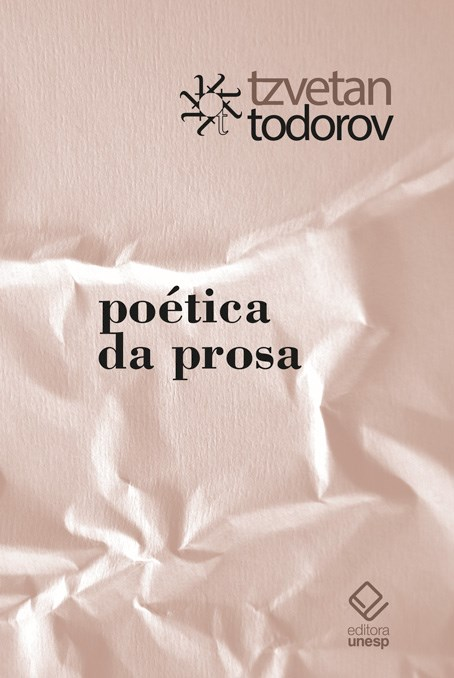 Poética da prosa, livro de Tzvetan Todorov