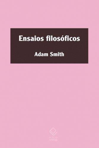 Ensaios filosóficos, livro de Adam Smith