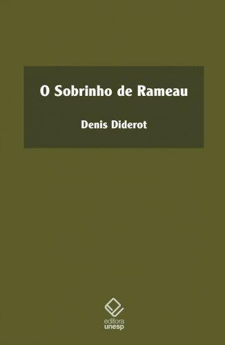 O sobrinho de Rameau, livro de Denis Diderot