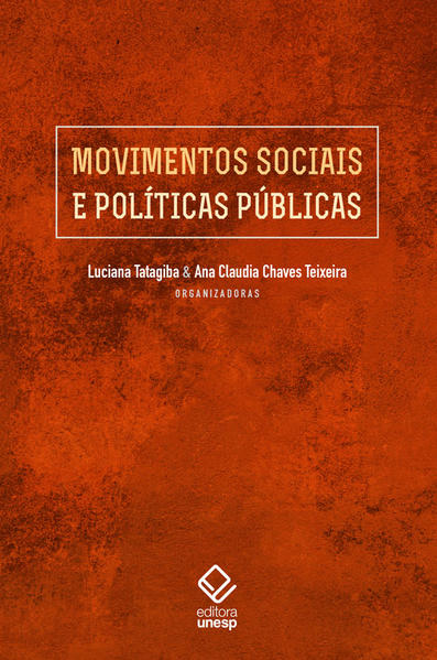 Movimentos sociais e políticas públicas, livro de