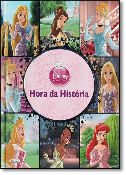 Disney Princesa - Coleção Hora da História, livro de Disney