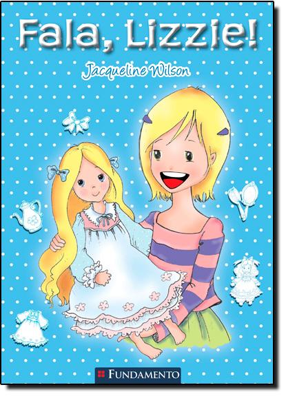 Fala, Lizzie!, livro de Jacqueline Wilson