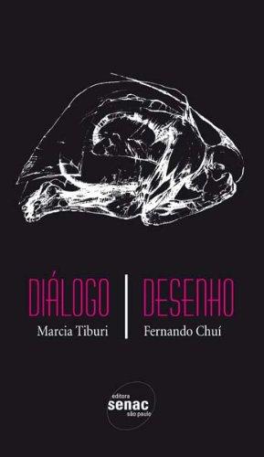 Diálogo. Desenho, livro de Fernando Chuí