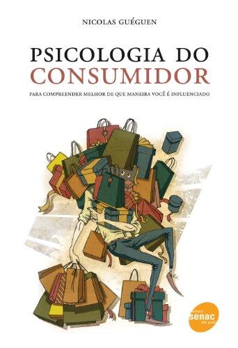 Psicologia do Consumidor, livro de Nicolas Gueguen