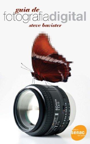 Guia de Fotografia Digital, livro de Steve Bavister