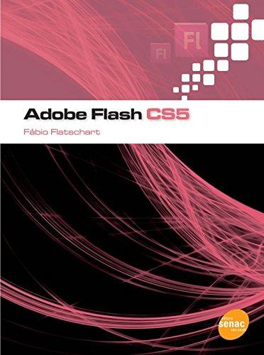 Adobe Flash CS5, livro de Fábio Flatschart