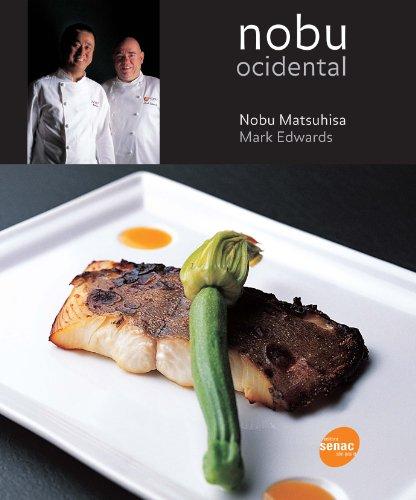 Nobu Ocidental, livro de Nobu Matsuhisa