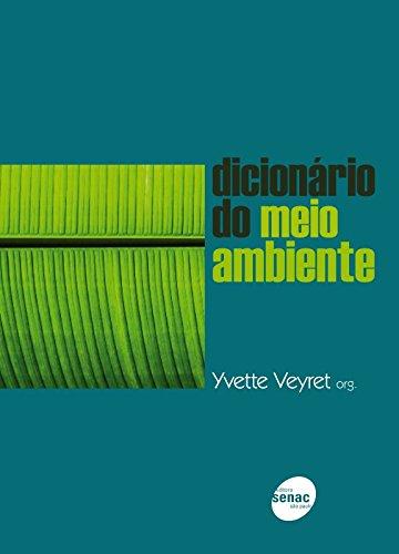 Dicionário do Meio Ambiente, livro de Yvette Veyret