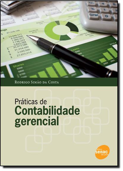 Práticas de Contabilidade Gerencial, livro de Rodrigo Simão da Costa