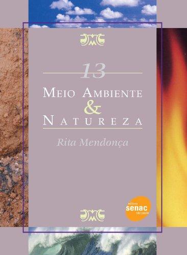 MEIO AMBIENTE & NATUREZA SMA 13, livro de MENDONÇA, RITA