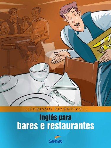 Inglês Para Bares E Restaurantes, livro de Braulio Rubio