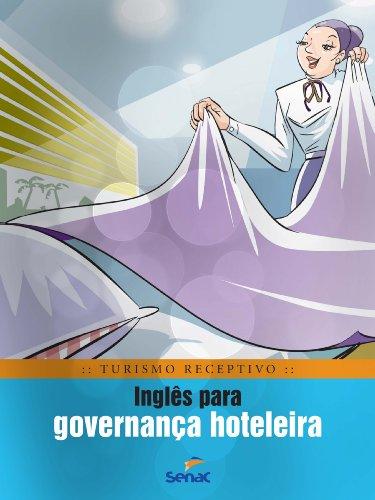 Inglês Para Governança Hoteleira, livro de Braulio Rubio