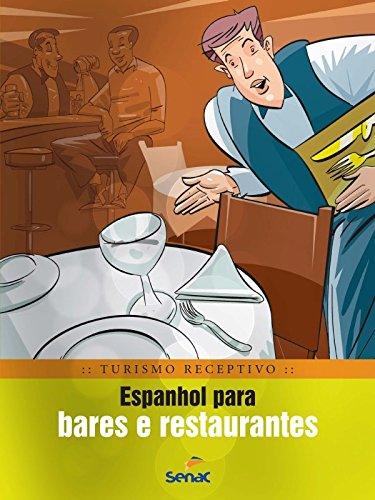 Espanhol Para Bares E Restaurantes, livro de Braulio Rubio