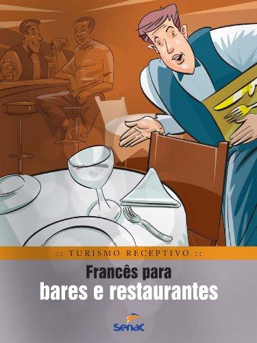 Francês Para Bares E Restaurantes, livro de Braulio Rubio