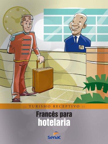 Francês Para Hotelaria, livro de Braulio Rubio