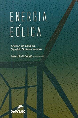 Energia Eólica, livro de José Veiga