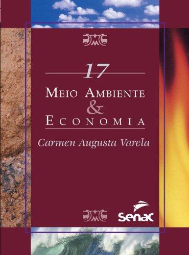 MEIO AMBIENTE & ECONOMIA SMA 17, livro de VARELA, CARMEN AUGUSTA