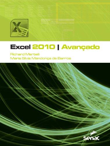 Excel 2010 Avançado, livro de Richard Martelli
