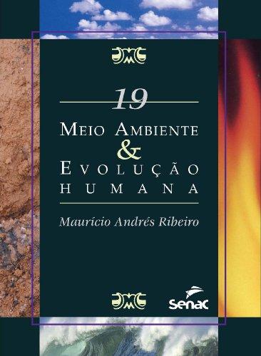 MEIO AMBIENTE & EVOLUCAO HUMANA SMA 19, livro de RIBEIRO, MAURICIO ANDRES