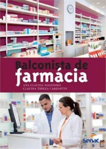 Balconista de Farmácia, livro de Ana Claudia Naldinho