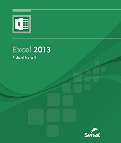 Excel 2013, livro de Richard Martelli