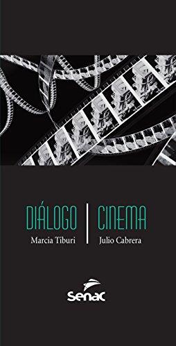 Diálogo | Cinema, livro de Marcia Tiburi