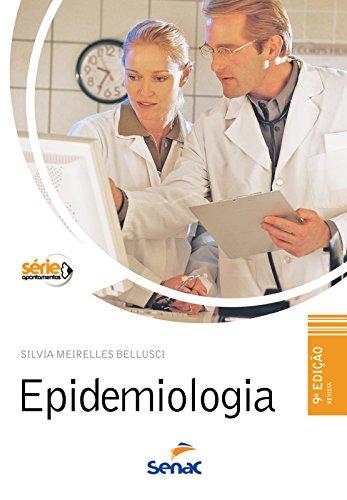 Epidemiologia, livro de Silvia Meirelles Bellusci