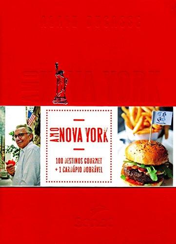 Amo Nova York, livro de Alain Ducasse