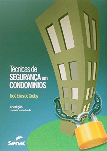Técnicas de Segurança em Condomínios, livro de José Elias de Godoy