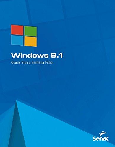 Windows 8.1, livro de Ozeas Vieira Santana Filho