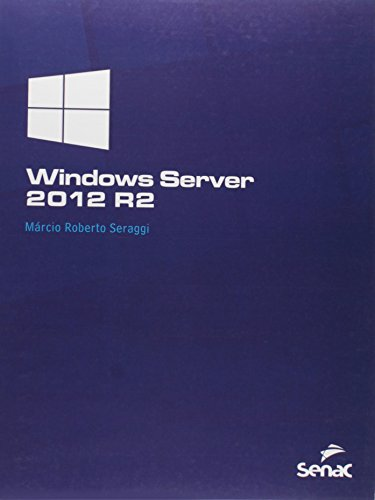 Windows Server 2012 R2, livro de Márcio Roberto Seraggi