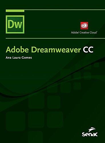 Adobe Dreamweaver Cc - Encadernação Espiral, livro de Ana Laura Gomes