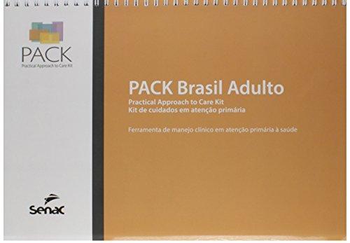 PACK Brasil Adulto. Kit de Cuidados em Atenção Primária, livro de Lara Fairall