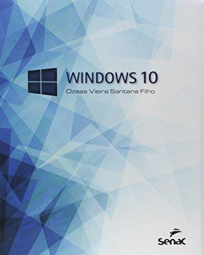 Windows 10, livro de Ozeas Vieira Santana Filho
