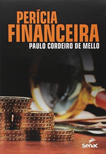 Perícia Financeira, livro de Paulo Cordeiro de Mello