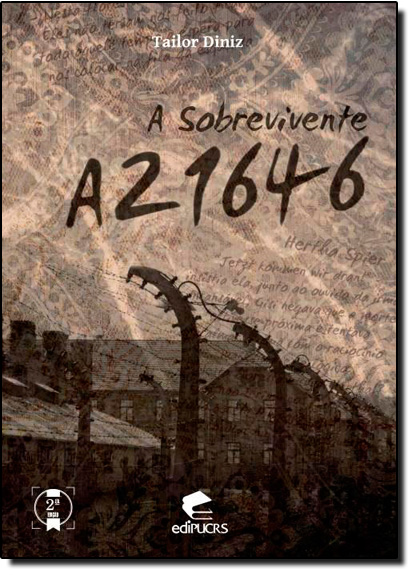 A SOBREVIVENTE - A21646 , livro de TAILOR DINIZ