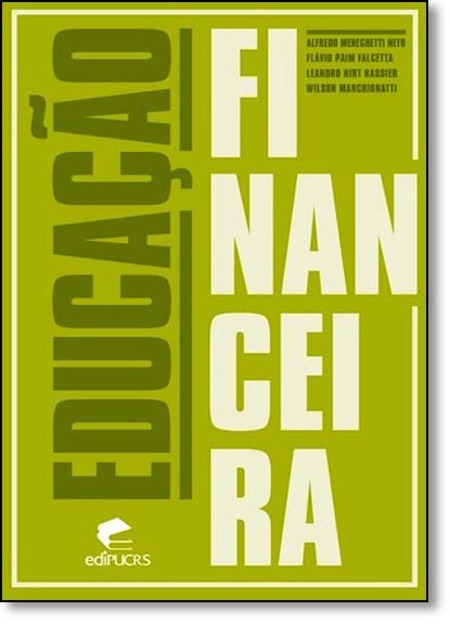 EDUCAÇÃO FINANCEIRA, livro de ALFREDO MENEGHETTI NETO