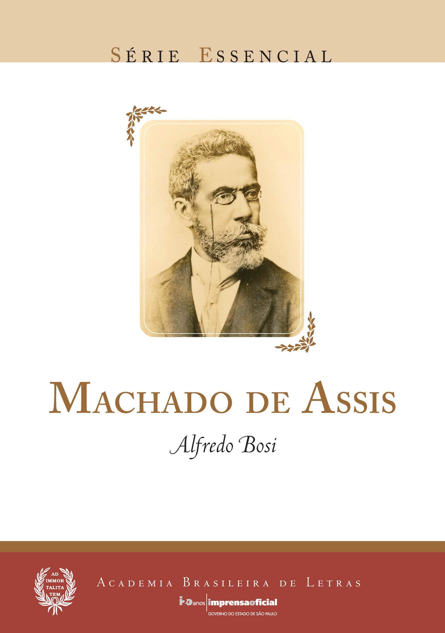 Machado de Assis, livro de Alfredo Bosi
