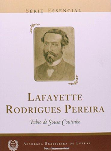 Lafayette R Pereira - Coleção série essencial nº 43, livro de COUTINHO, Fabio de Sousa