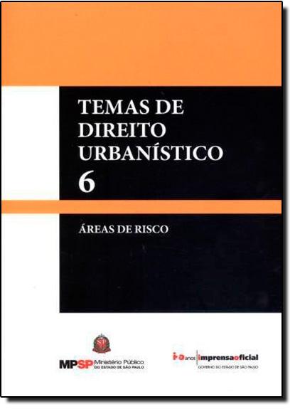 Temas de Direito Urbanistico 6, livro de Vários