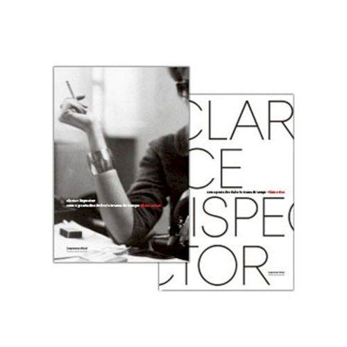 Clarice Lispector com a ponta dos dedos: a trama do tempo, livro de Vilma Arêas
