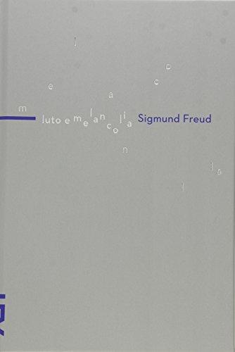 Luto e melancolia, livro de Sigmund Freud
