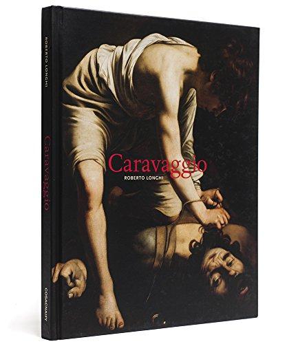 Caravaggio, livro de Roberto Longhi