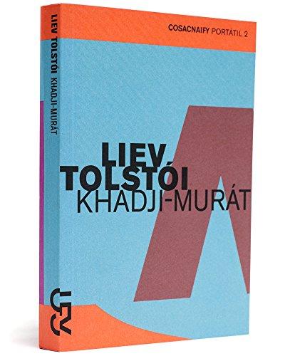 Khadji-Murát (Portátil 2), livro de Liev Tolstói
