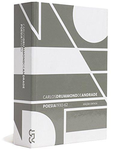 Poesia (1930-62) - Carlos Drummond de Andrade, livro de Júlio Castañon Guimarães
