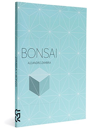 Bonsai, livro de Alejandro Zambra