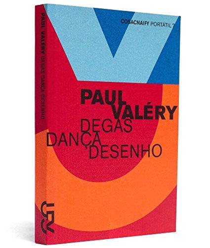 Degas Dança Desenho (Portátil 7), livro de Paul Valéry