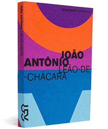 Leão-de-chácara (Portátil 8), livro de João Antônio