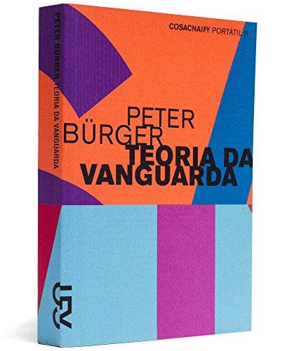 Teoria da Vanguarda (Portátil 11), livro de Peter Bürger